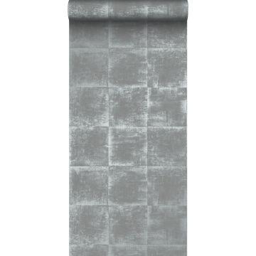 carta da parati struttura grigio