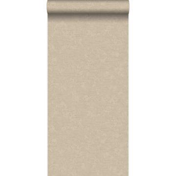 carta da parati liscia bronzo lucente