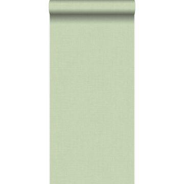 carta da parati struttura sottile verde