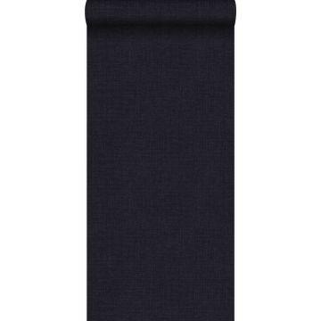 carta da parati struttura sottile nero e viola