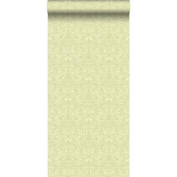 carta da parati ornamento verde