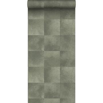 carta da parati struttura di pelle di animale grigio pallido