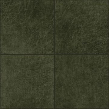 pannelli decorativi eco-pelle autoadesivi quadrato verde oliva grigiastro