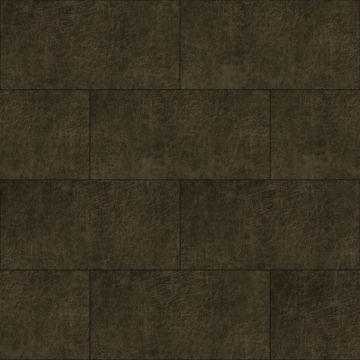 pannelli decorativi eco-pelle autoadesivi rettangolo marrone scuro