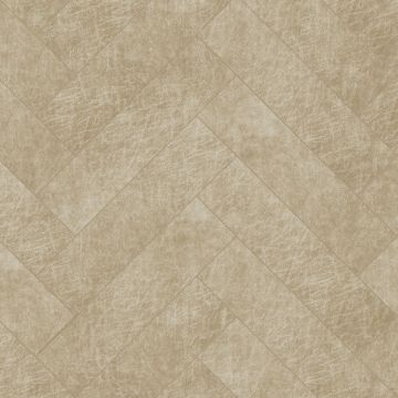 pannelli decorativi eco-pelle autoadesivi spina di pesce beige sabbia